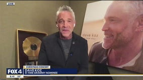 Renowned saxophonist Dave Koz touring virtually for the holidays