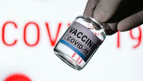 More North Texas cities receive COVID-19 vaccines for first responders