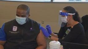 Tarrant County leaders plan COVID vaccine PSAs targeting minority communities
