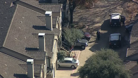 Officer hurt, gunman dead after hours-long standoff in Plano