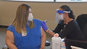 COVID-19 vaccines arrive at more North Texas hospitals, nursing homes to get access next week