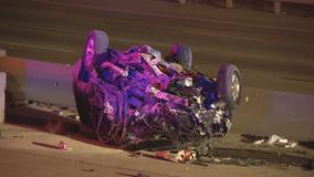2 people seriously injured in wrong-way crash in Southlake