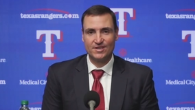 Texas Rangers welcome Chris Young as general manager