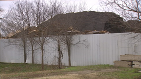 Crews to begin cleaning up Shingle Mountain in South Oak Cliff