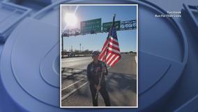 Marine veteran to run 250 miles to raise awareness for PTSD