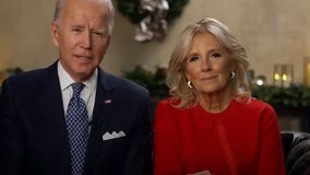 'Brighter days are coming soon': President-elect Biden wishes Americans a Merry Christmas