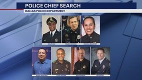 Dallas hosts Q&A livestream with police chief finalists
