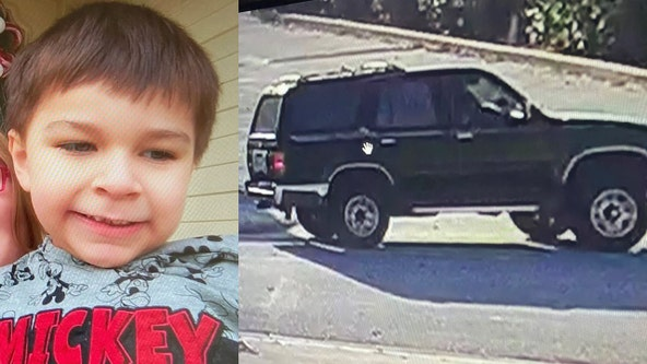 Police: 4-year-old boy abducted from North Richland Hills Chuck E. Cheese