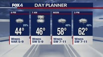 Jan. 20 evening forecast