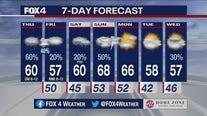 Jan. 21 morning forecast