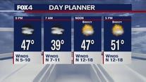 Jan. 26 overnight forecast