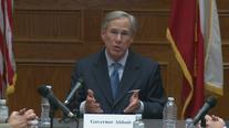 Gov. Abbott criticizes Dallas County DA for not prosecuting certain low-level crimes