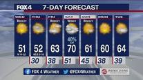 Jan. 27 morning forecast