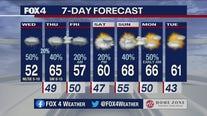 Jan. 20 morning forecast