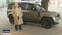 Ed Wallace: Land Rover Defender