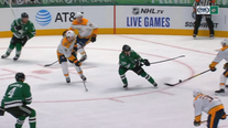 Radulov, Pavelski 2 goals as Stars beat Preds 7-0 in opener