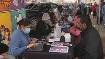 Dallas sees surge in demand for COVID-19 vaccine registration