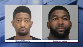 2 accused of street racing charged for Dallas crash that killed 1, critically injured another