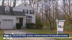 Economists find surging demand for suburban homes