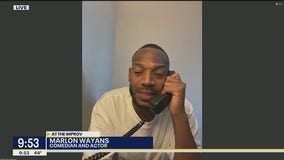 Comedian Marlon Wayans back at the Addison Improv