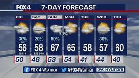 Jan. 21 evening forecast