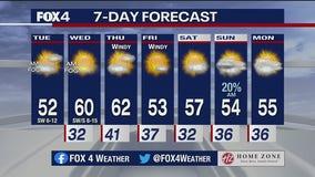Jan. 12 morning forecast