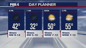 Jan. 15 evening forecast