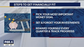 Steps to get financially fit in 2021