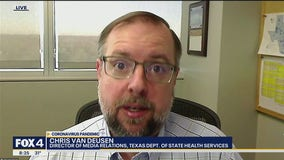 Texas hopes to reduce COVID-19 deaths with big vaccine hubs