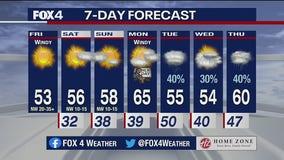 Jan. 15 morning forecast