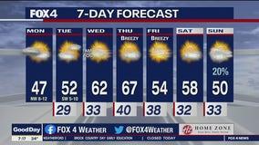 Jan. 11 morning forecast