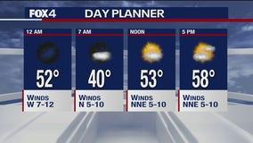 Jan 25 overnight forecast