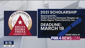 Local Delta Sigma Theta Sorority, Inc Alumnae Chapter Offers Scholarship
