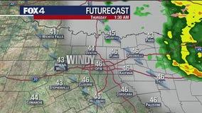 Jan 6 overnight forecast