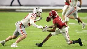 No. 1 Alabama wins national title 52-24 over No. 3 Ohio St