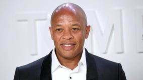 Music icon Dr. Dre 'doing great' after suffering suspected brain aneurysm