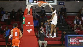Two SMU basketball games postponed due to COVID-19