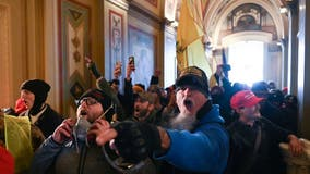 1 shot dead after pro-Trump mob storms Capitol, breaking windows and violently clashing with police