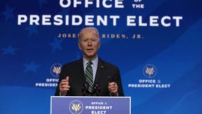 Joe Biden arriving in Washington with big plans, big problems