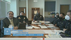 Dallas council members press interim police chief on leaked 911 memo