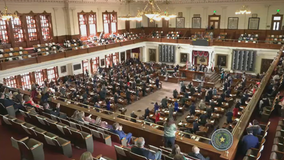 Texas Legislature opens with COVID-19 protocols, extra security in place