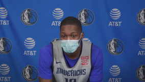 Mavericks get 3 players back from COVID-19 quarantine
