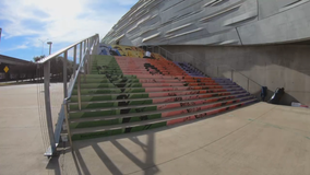Perot Museum unveils staircase design honor Black Americans in science