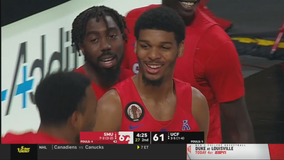 Davis scores 21 to lead SMU over UCF 78-65
