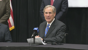 Gov. Abbott tours COVID-19 vaccine site in Arlington, hopes to replicate it around the state