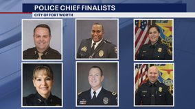 Fort Worth narrows police chief finalists to 6