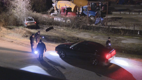 Dallas police investigating after man found fatally shot in crashed vehicle