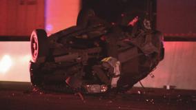 1 dead in overnight crash on I-20
