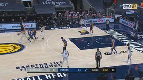 Porzingis' big night leads Mavericks past Pacers 124-112