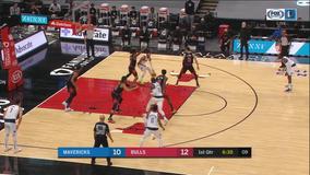 LaVine scores 39, Bulls beat Doncic-less Mavericks 118-108